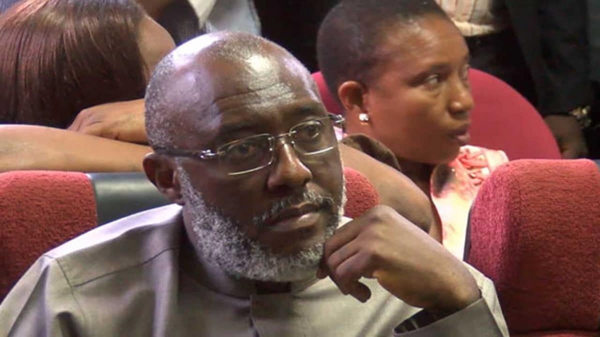 Breaking: Court finds Olisa Metuh guilty of money laundering