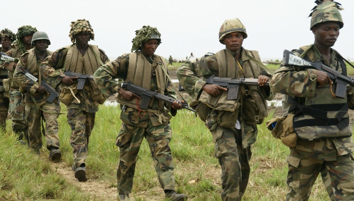 Why angry soldier killed four of his colleagues in Borno