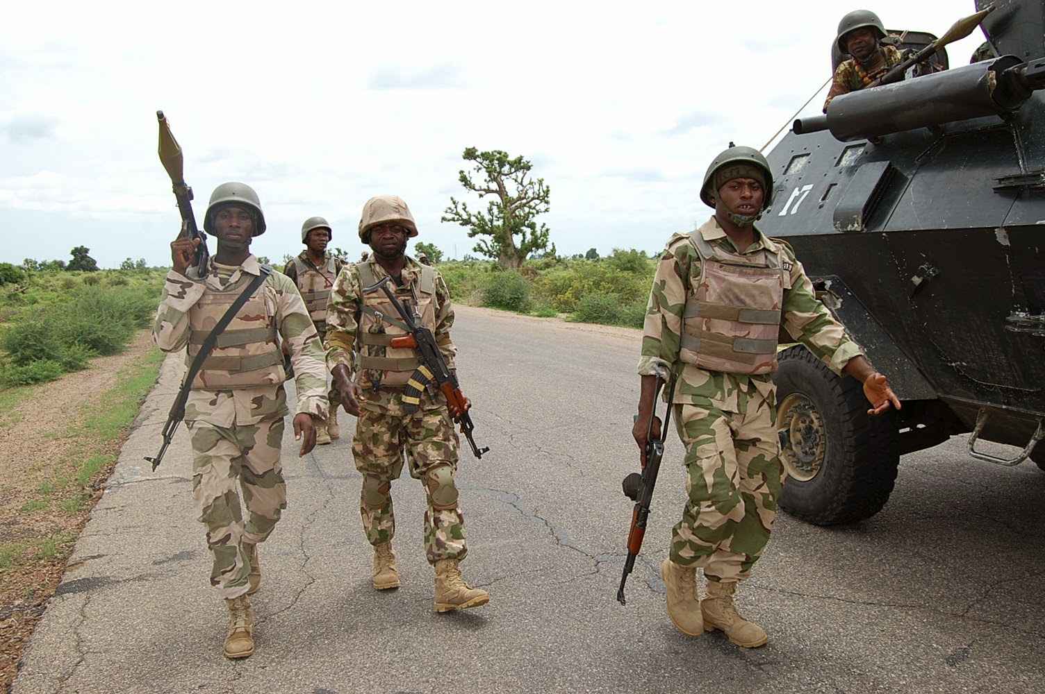 We thwarted planned attacks of Boko Haram in Adamawa – Army boasts