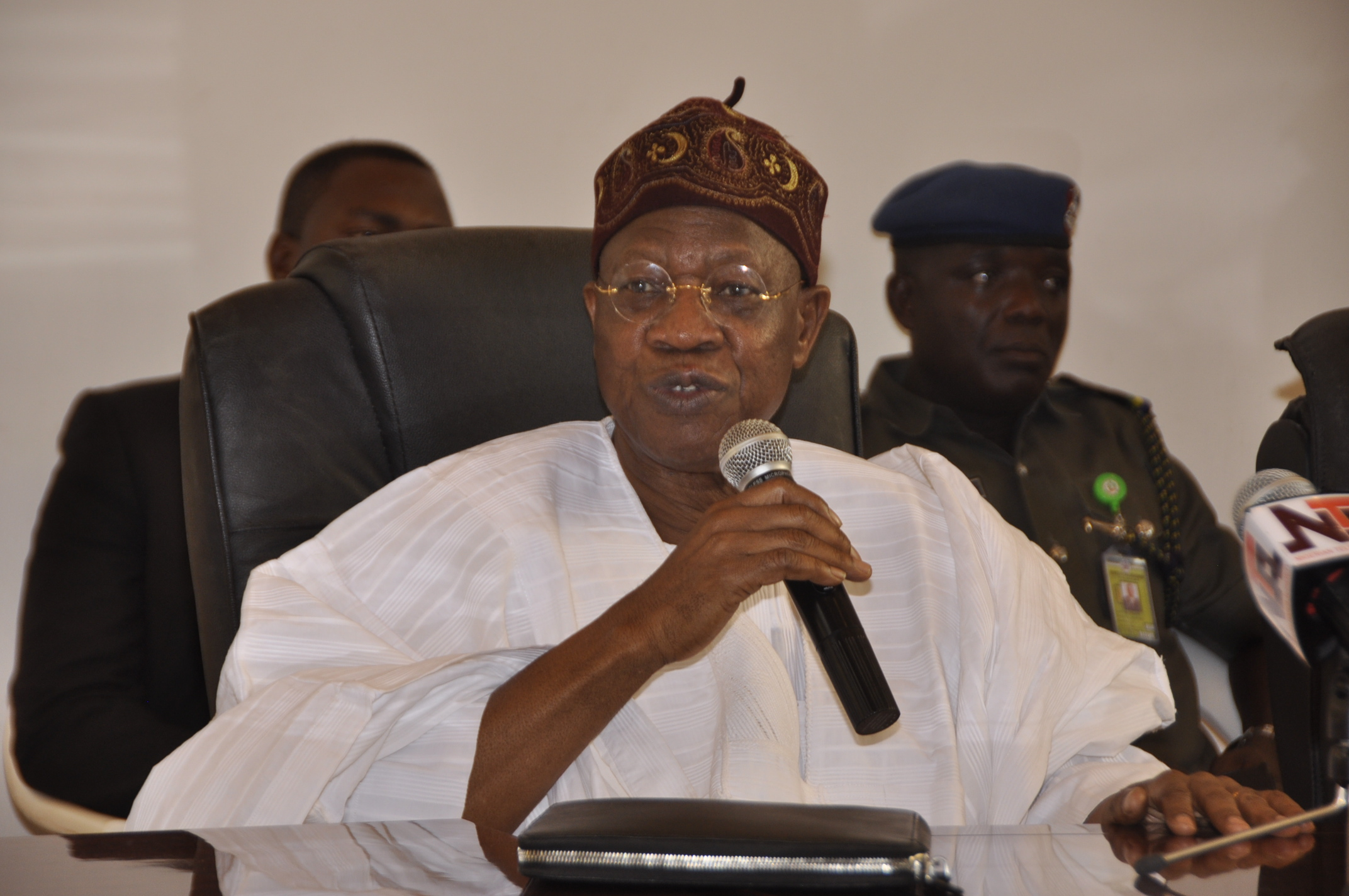 Lai Mohammed reveals why Boko Haram targets Christians