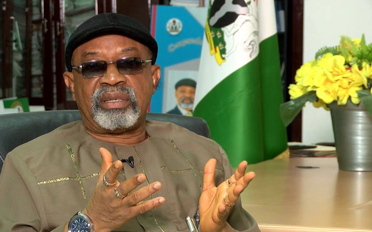 Shocker!! Ngige blames Youths unemployment to economic recession, not government