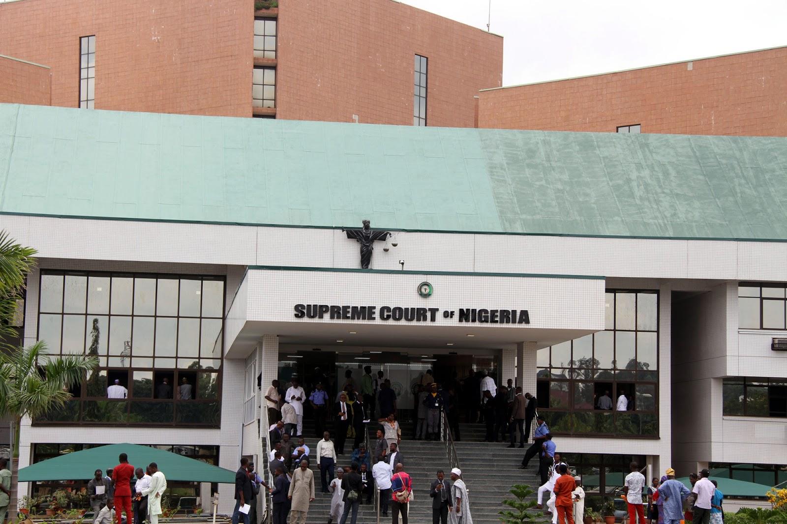 Just in: Supreme Court fines Afe Babalola, Olanipekun, Lyon N60m