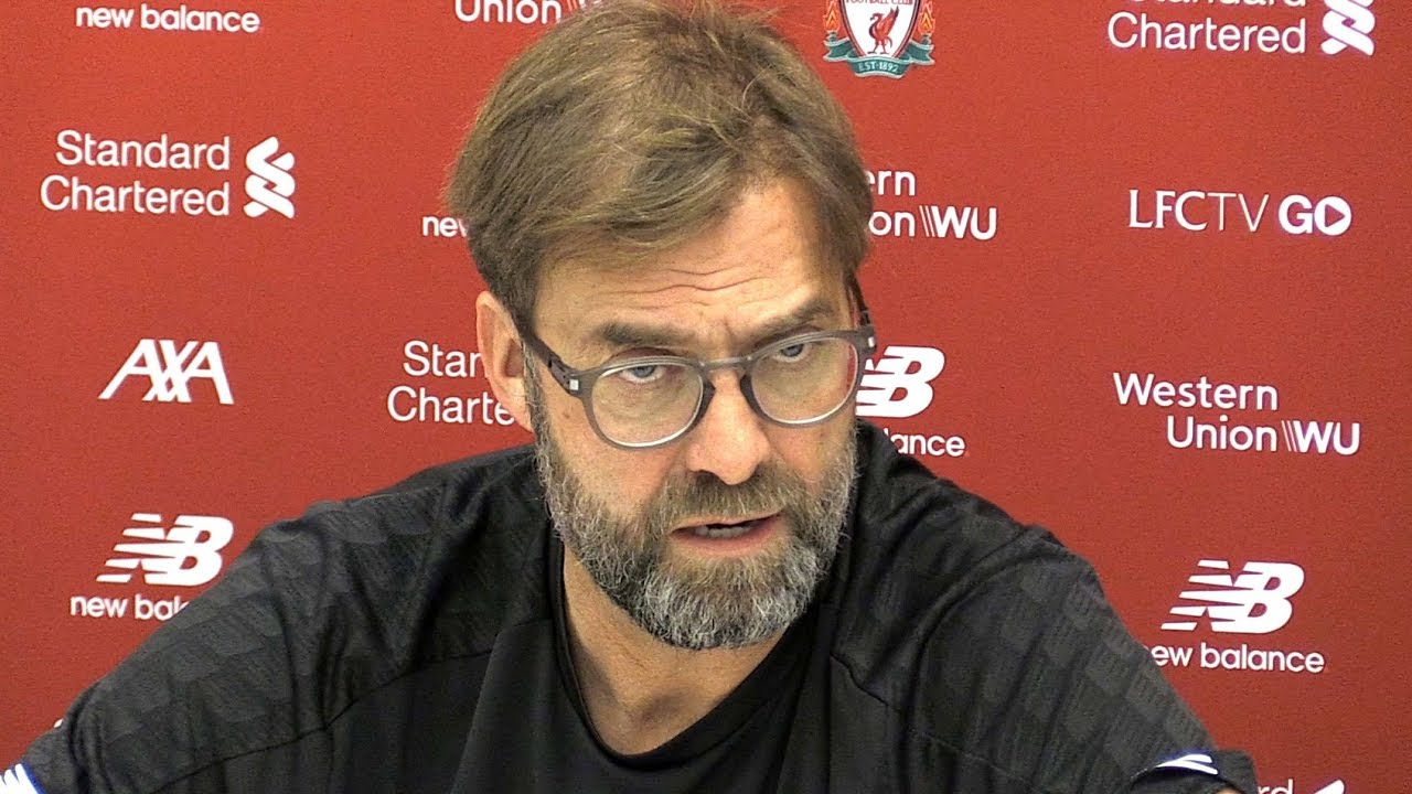 EPL: Klopp speaks on having problem with Liverpool players, setting point's record