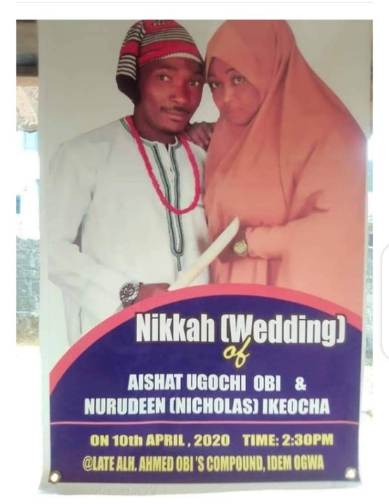 Amazing! First Igbo Islamic Marriage holds in Imo State