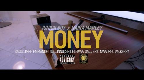 [Video] JUNIOR BOY FEAT NAIRA MARLEY – MONEY   @iBrandTV