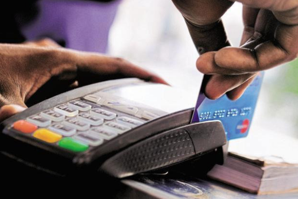 PoS transactions dips by 16%