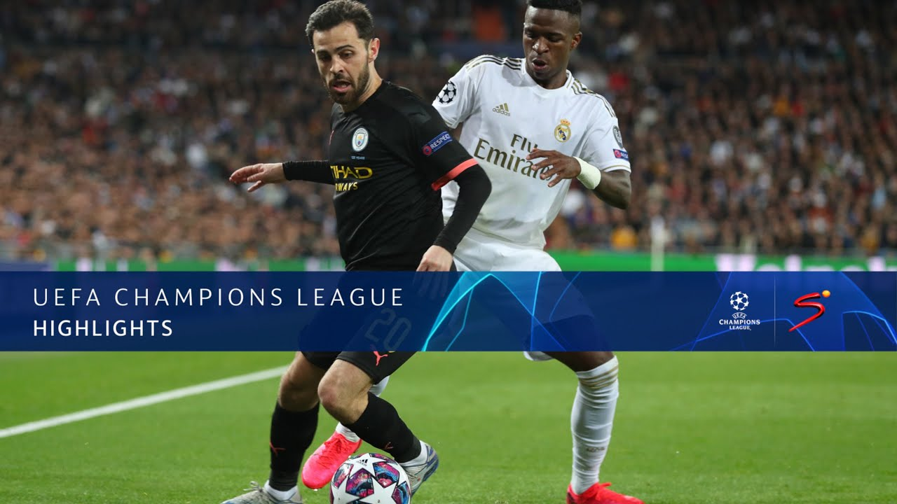 [Video] UEFA Champions League Highlights R Madrid v Man City