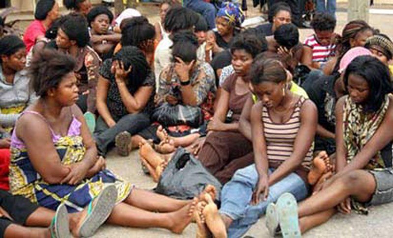 30,000 Nigerian women trafficked to African countries as sex slaves – Reps