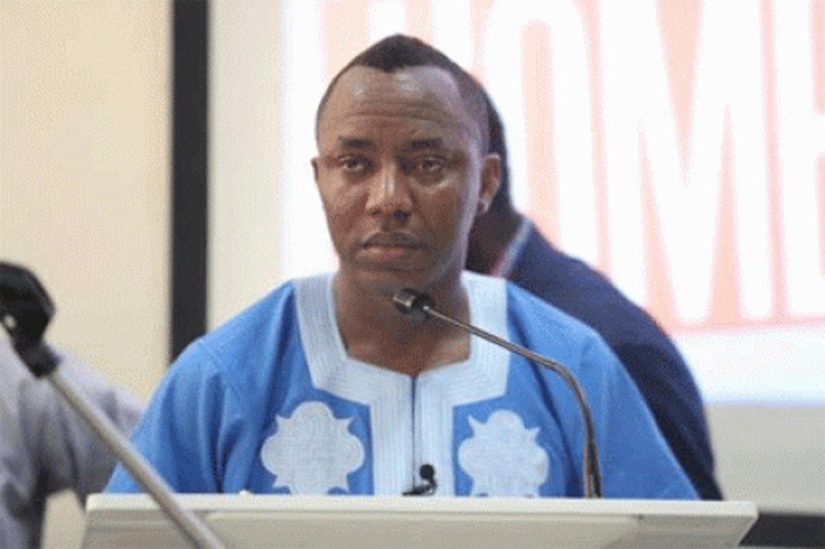 Breaking: Court slams 200,000 against FG for adjourning Sowore's case